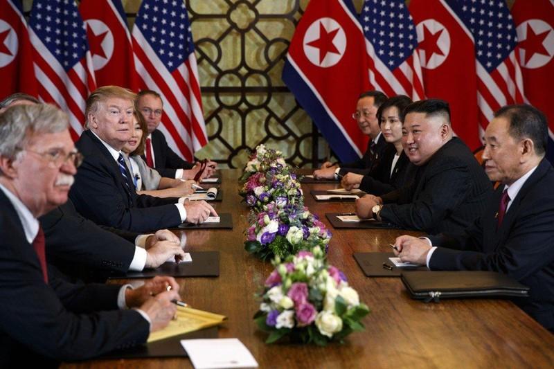 Ông Kim Jong-un sốc khi đàm phán với Mỹ ở Hà Nội - ảnh 1