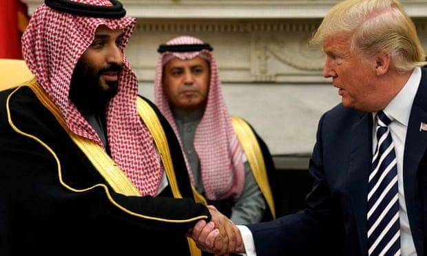 Mỹ bí mật bán công nghệ hạt nhân cho Saudi Arabia - ảnh 1