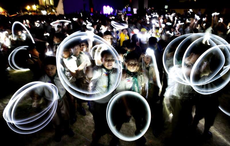Toàn cảnh thế giới tắt đèn hưởng ứng Giờ Trái đất - ảnh 2
