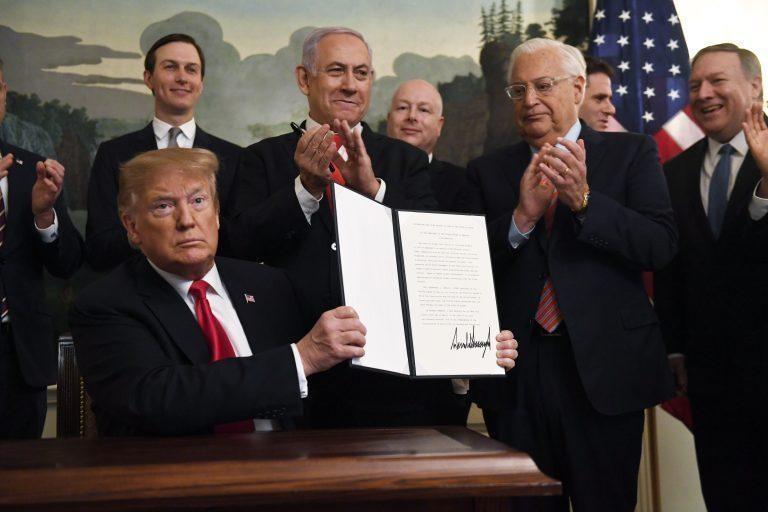 Các nước Ả Rập tìm giải pháp cho Cao nguyên Golan - ảnh 2