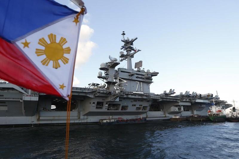 Mỹ, Philippines thảo luận hệ thống tên lửa chống Trung Quốc - ảnh 1