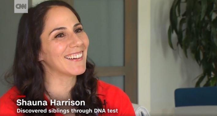 Nhờ xét nghiệm ADN, 1 phụ nữ có tới... 30 anh chị em - ảnh 1