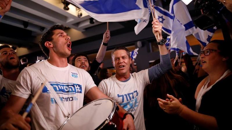 Ông Netanyahu và phe đối lập đều tuyên bố thắng cử - ảnh 2