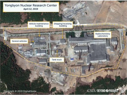 Triều Tiên tái xử lý vật liệu phóng xạ tại Yongbyon? - ảnh 1