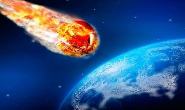 Ghi nhận đầu tiên về thiên thạch ngoài hệ mặt trời va vào TĐ - ảnh 1
