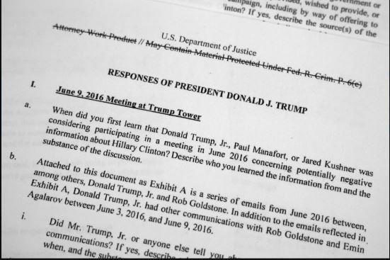 Có gì trong báo cáo của ông Mueller? - ảnh 3