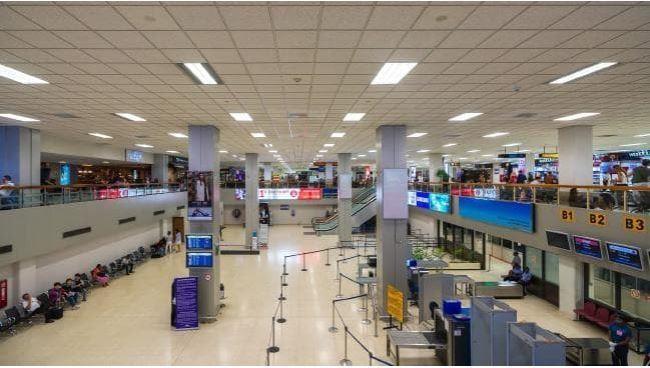 Tìm thấy quả bom chưa kịp phát nổ tại sân bay Sri Lanka - ảnh 1
