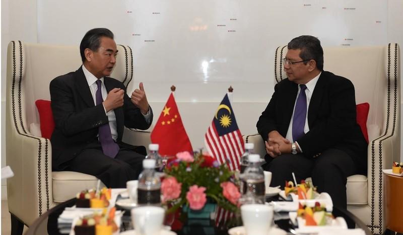 Malaysia thỏa thuận lại với TQ, thúc đẩy 'Vành đai, Con đường' - ảnh 3