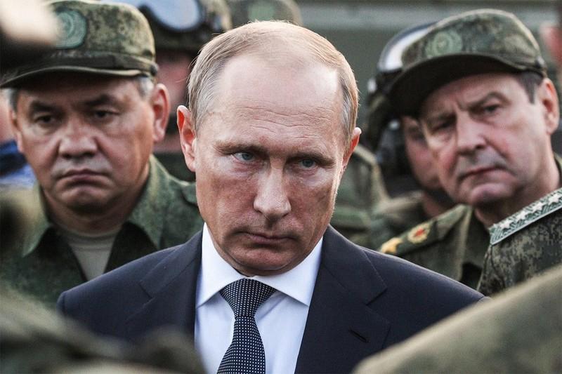 Phản ứng của ông Putin với tân Tổng thống Ukraine - ảnh 1