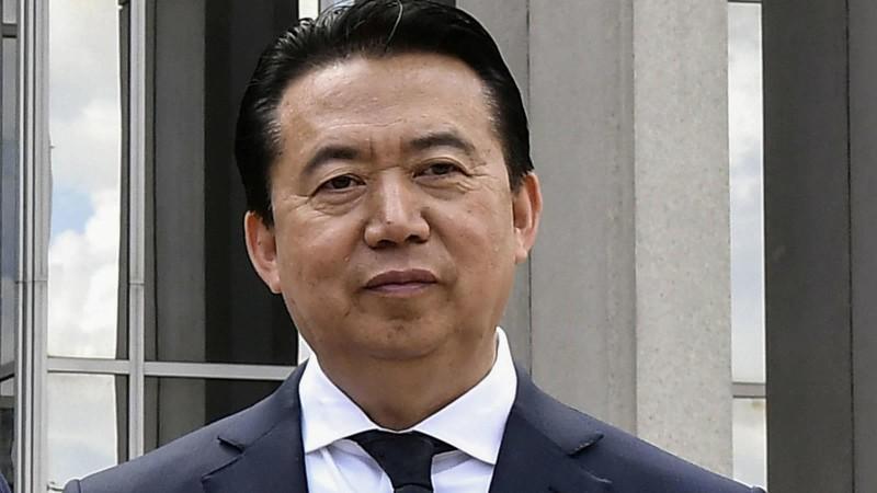Trung Quốc truy tố cựu Giám đốc Interpol vì tội tham nhũng - ảnh 1