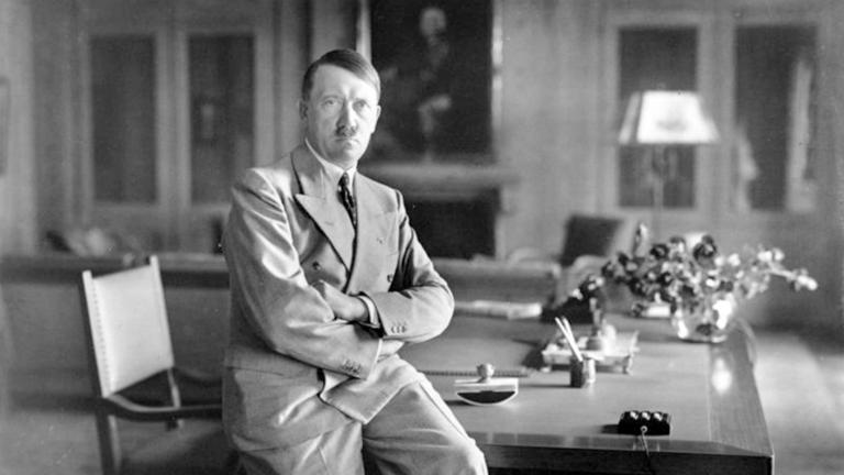 Tài liệu mật FBI: Hitler có thực sự tự sát? - ảnh 1