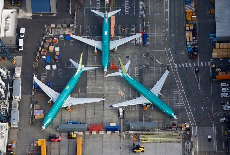 Boeing 737 MAX 'ngốn' 1 tỉ USD sửa chữa cho đến nay - ảnh 1