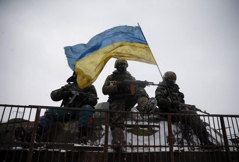 Ukraine và phương Tây lên án sắc lệnh mới của ông Putin  - ảnh 1