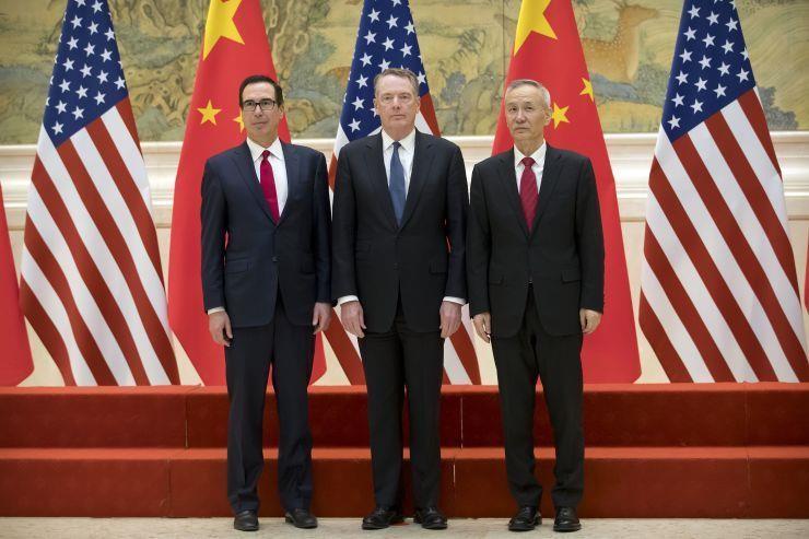 Tháng 6 chấm dứt chiến tranh thương mại Mỹ-Trung? - ảnh 2
