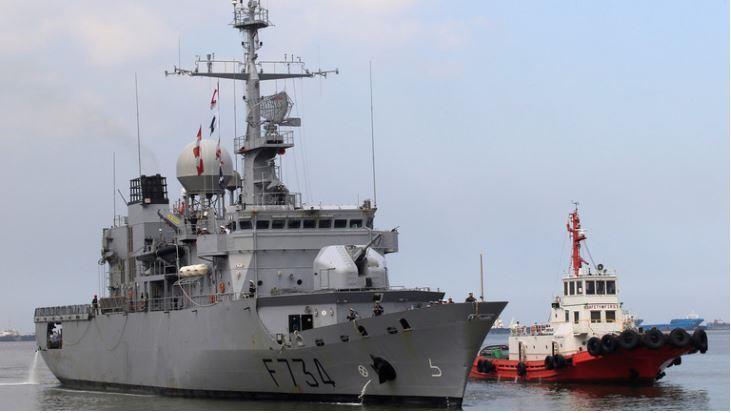 Bắc Kinh nổi giận khi tàu Pháp qua eo biển Đài Loan - ảnh 1