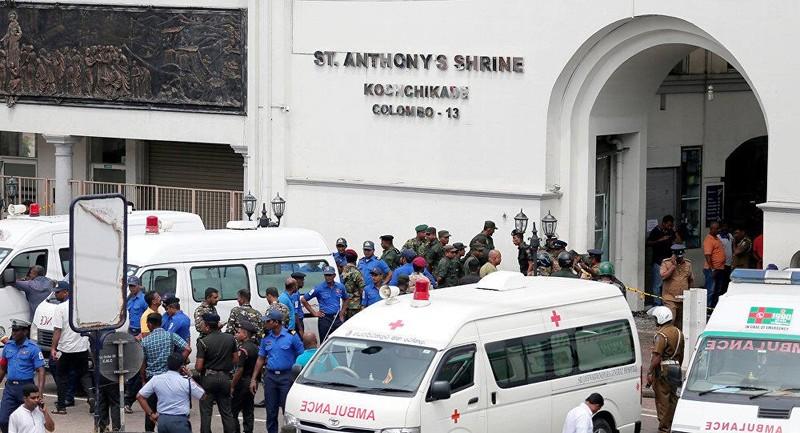 Cảnh báo nguy cơ tấn công mới ở Sri Lanka - ảnh 2