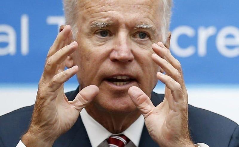 Joe Biden bỏ xa nhiều ứng viên trong 24 giờ đầu tranh cử - ảnh 1