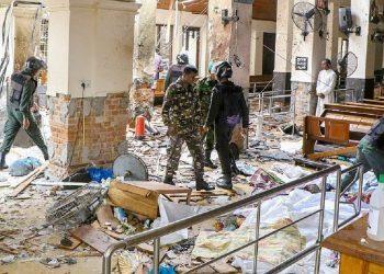 Sri Lanka: Nhiều nghi phạm khủng bố bị bắn chết - ảnh 1