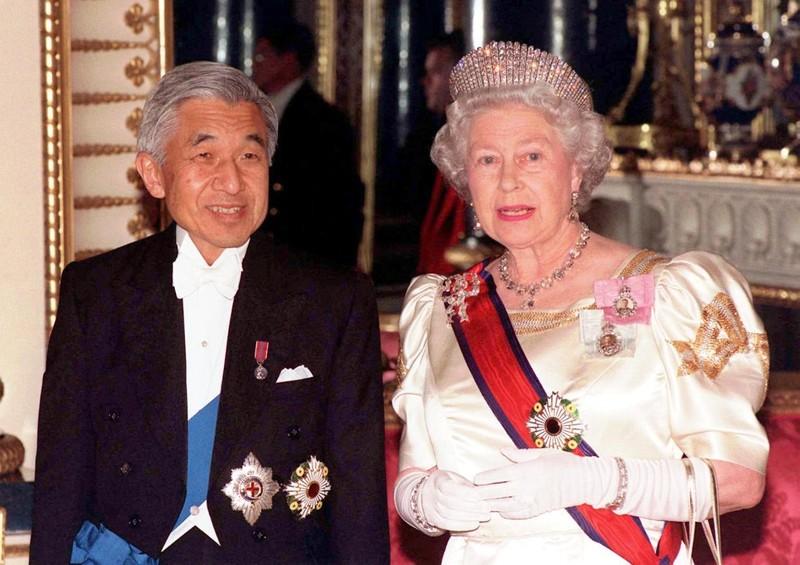 Loạt ảnh về cuộc đời của Nhật hoàng Akihito - ảnh 18