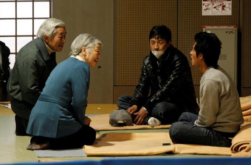Loạt ảnh về cuộc đời của Nhật hoàng Akihito - ảnh 19