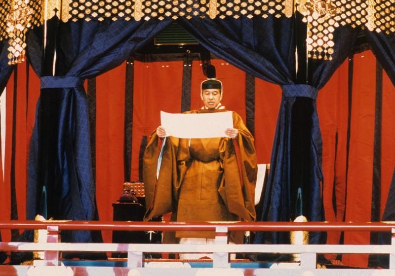Loạt ảnh về cuộc đời của Nhật hoàng Akihito - ảnh 15