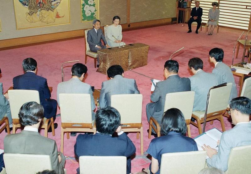 Loạt ảnh về cuộc đời của Nhật hoàng Akihito - ảnh 13