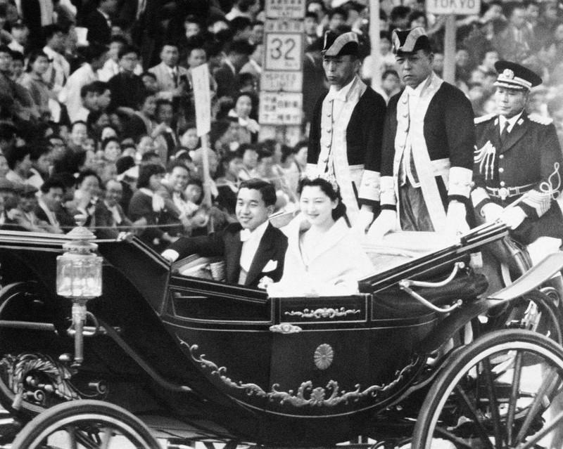 Loạt ảnh về cuộc đời của Nhật hoàng Akihito - ảnh 7