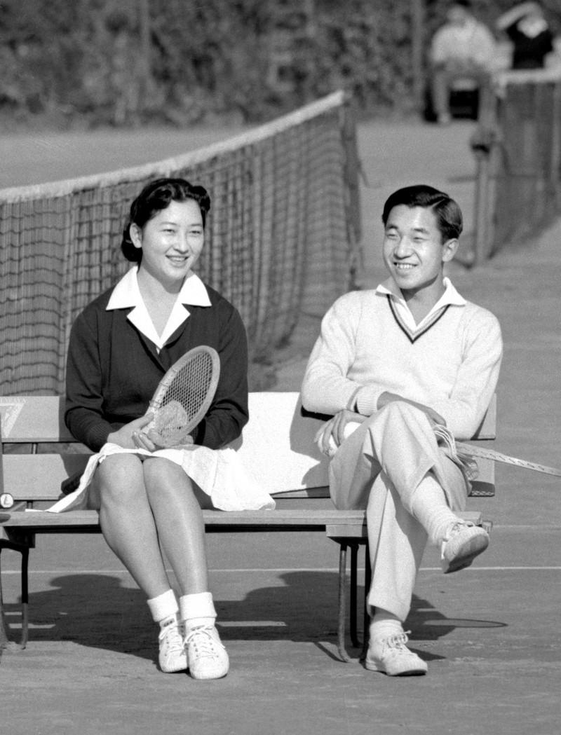 Loạt ảnh về cuộc đời của Nhật hoàng Akihito - ảnh 4