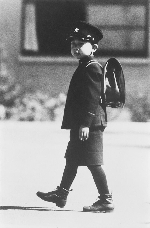 Loạt ảnh về cuộc đời của Nhật hoàng Akihito - ảnh 2