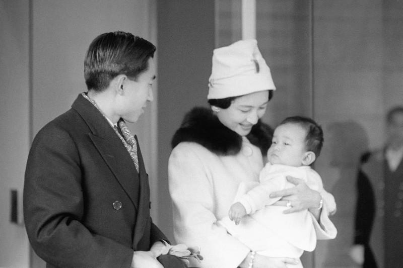 Loạt ảnh về cuộc đời của Nhật hoàng Akihito - ảnh 11