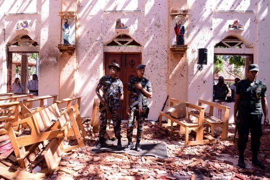 Vụ đánh bom Sri Lanka cho thấy mối nguy hại mới từ IS - ảnh 2