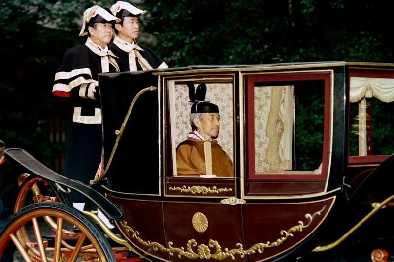 Loạt ảnh về cuộc đời của Nhật hoàng Akihito - ảnh 14
