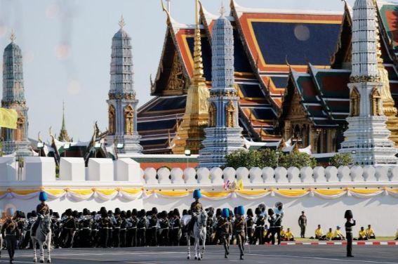 Thái Lan chi chục tỉ USD cho lễ đăng quang tân quốc vương - ảnh 2