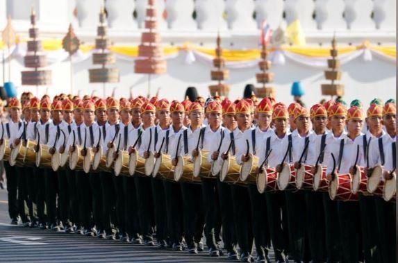 Thái Lan chi chục tỉ USD cho lễ đăng quang tân quốc vương - ảnh 4