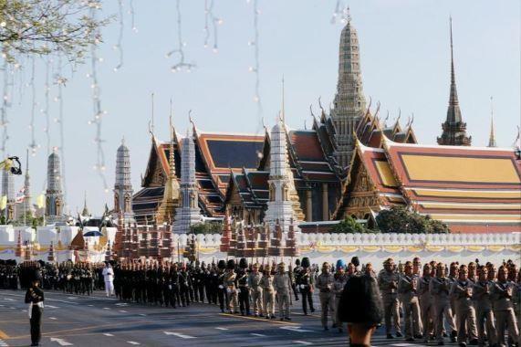 Thái Lan chi chục tỉ USD cho lễ đăng quang tân quốc vương - ảnh 3