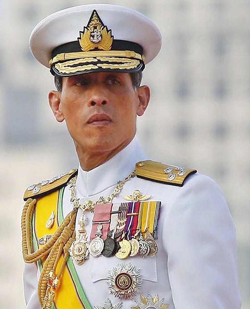 Thái Lan chi chục tỉ USD cho lễ đăng quang tân quốc vương - ảnh 1