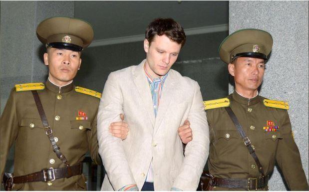 Mỹ 'nên trả tiền viện phí của Warmbier cho Triều Tiên' - ảnh 2