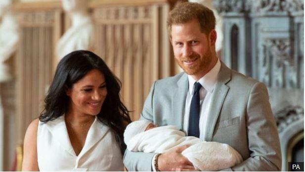 Tên của Hoàng tử bé nước Anh là... - ảnh 1