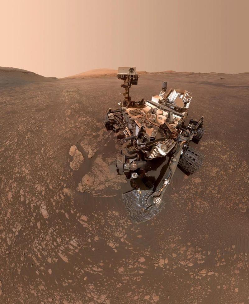 NASA tìm thấy bằng chứng về hồ nước cổ trên sao Hỏa - ảnh 1