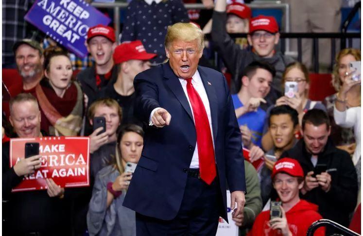Ông Trump tiếp tục tranh cử khốc liệt cho nhiệm kỳ thứ 2 - ảnh 2