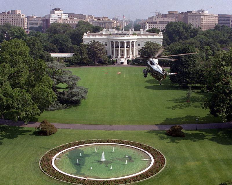 Mật vụ Mỹ bắn hạ một người ở Nhà Trắng - ảnh 1