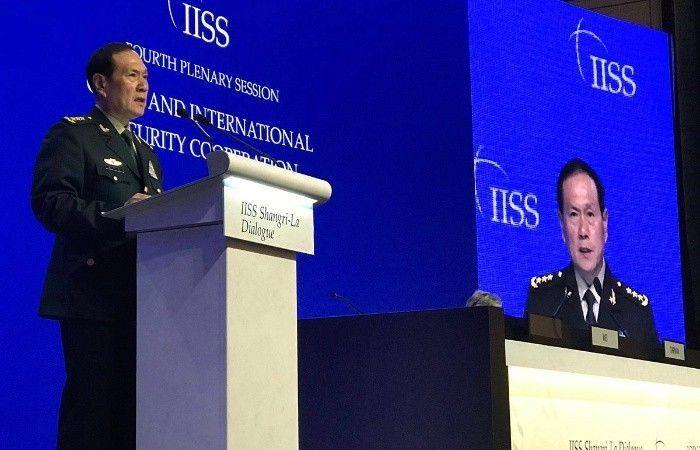 Trung Quốc ngang nhiên thừa nhận quân sự hóa biển Đông - ảnh 1