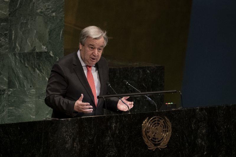 Liên Hiệp Quốc thiếu tiền hoạt động, Tổng Thư ký muốn bán nhà - ảnh 1