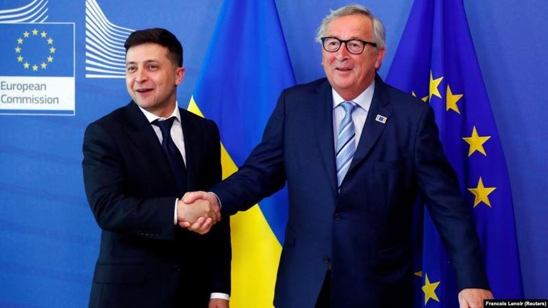 EU, NATO, Nga và những mục tiêu của tân Tổng thống Ukraine  - ảnh 1