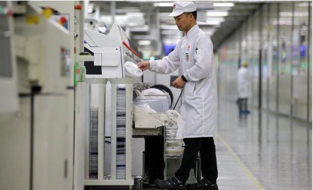 Huawei hủy đơn hàng từ các nhà cung cấp lớn - ảnh 1