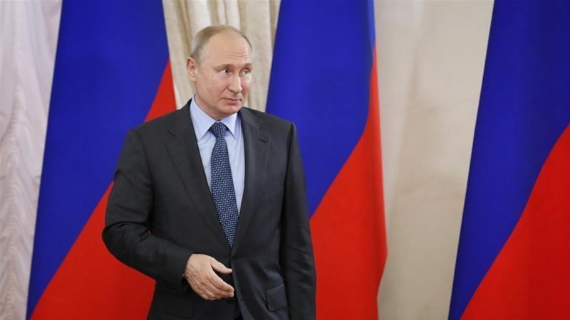 Tổng thống Putin: Phương Tây 'điên rồ' khi ủng hộ ông Guaido - ảnh 1