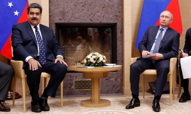 Tổng thống Putin: Phương Tây 'điên rồ' khi ủng hộ ông Guaido - ảnh 2