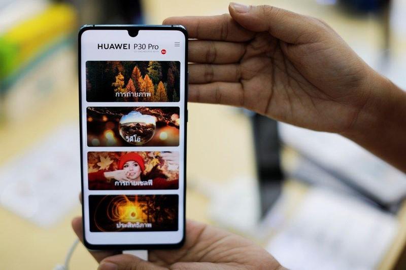 Bị Mỹ cấm vận, Huawei củng cố vị thế ở châu Phi  - ảnh 1