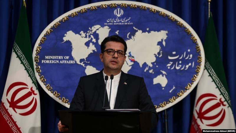 Iran tố Mỹ 'giả dối' khi vừa trừng phạt, vừa kêu gọi đàm phán - ảnh 1