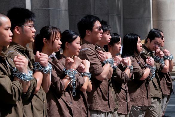 1 triệu dân Hong Kong chống dự luật dẫn độ sang Trung Quốc - ảnh 3